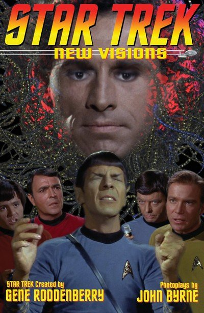Star Trek New Visions Vol. 4 (TPB) (2016)