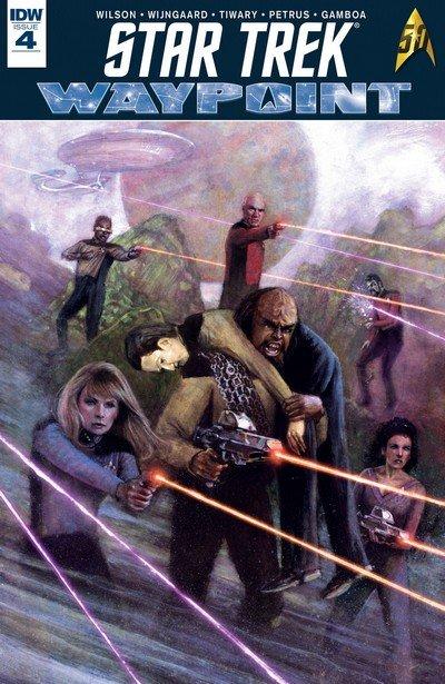 Star Trek Waypoint #4 (2017)
