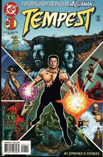 Tempest #1 – 4 (1996-1997)