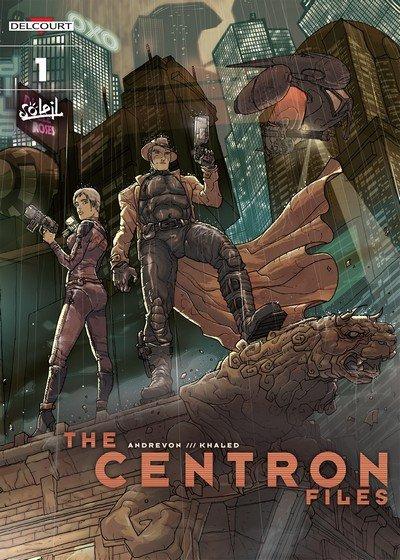 The Centron Files Vol. 1 – 3 (2016)