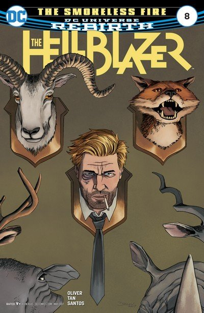 The Hellblazer #8 (2017)