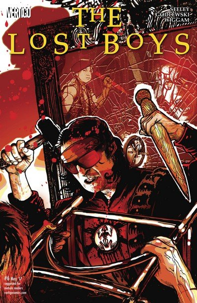 The Lost Boys #6 (2017)