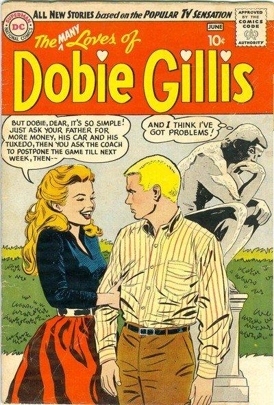 The Many Loves of Dobie Gillis #1 – 26 (1960-1964)