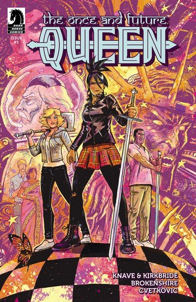 The Once and Future Queen #1 (2017)