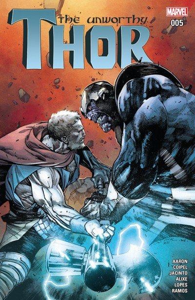 The Unworthy Thor #5 (2017)