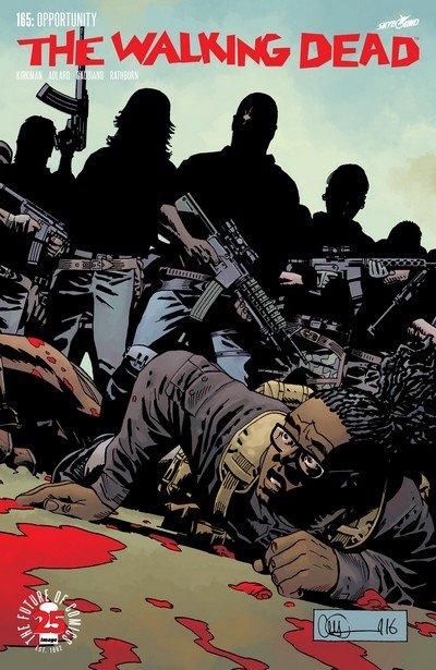 The Walking Dead #165 (2017)