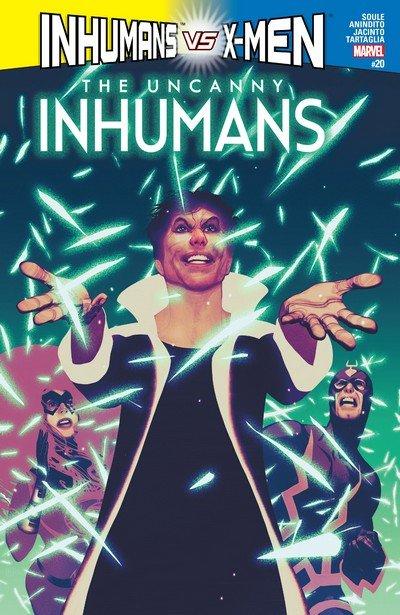 Uncanny Inhumans #20 (2017)