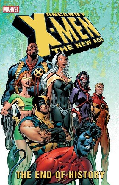 Uncanny X-Men – The New Age Vol. 1 – 5(2014)