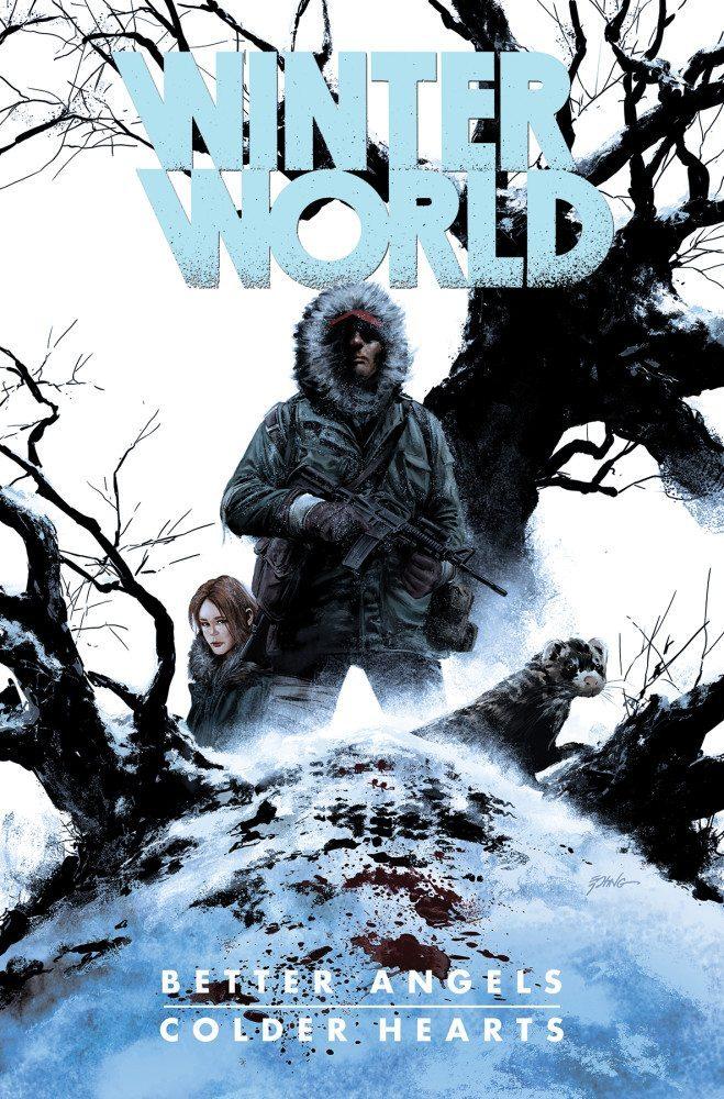 Winterworld – Better Angels, Colder Hearts (2016)