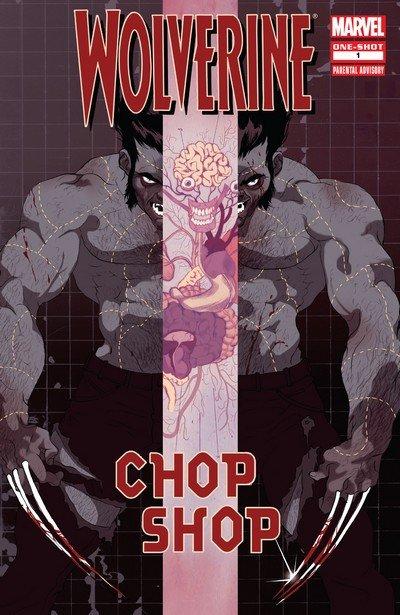 Wolverine – Chop Shop #1 (2009)