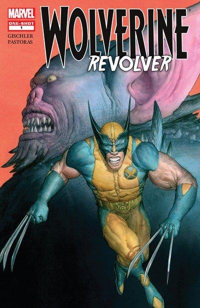 Wolverine – Revolver #1 (2009)