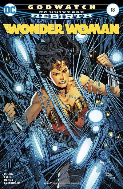 Wonder Woman #18 (2017)