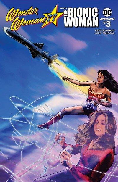Wonder Woman '77 Meets The Bionic Woman #3 (2017)