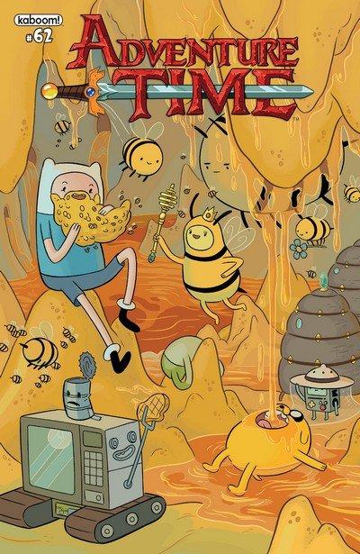 Adventure Time #62 (2017)