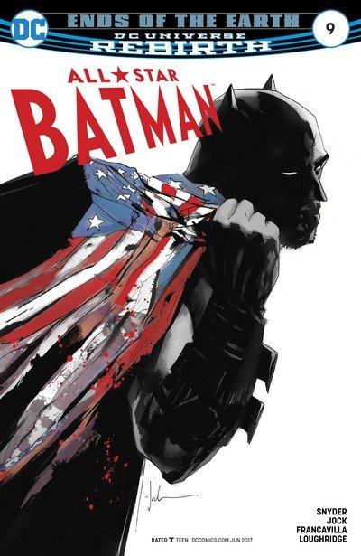 All Star Batman #9 (2017)