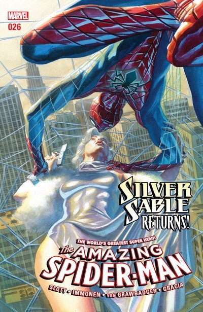 Amazing Spider-Man #26 (2017)
