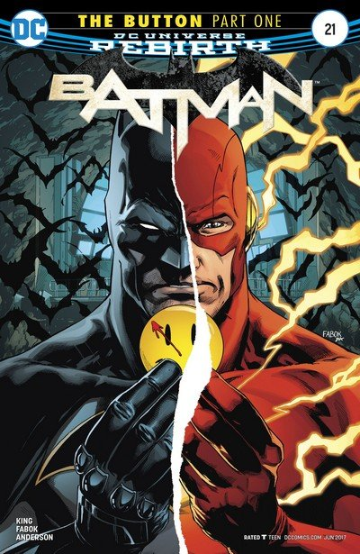 Batman #21 (2017)