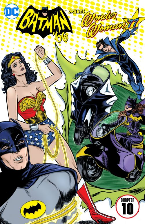 Batman '66 Meets Wonder Woman '77 #10 (2017)