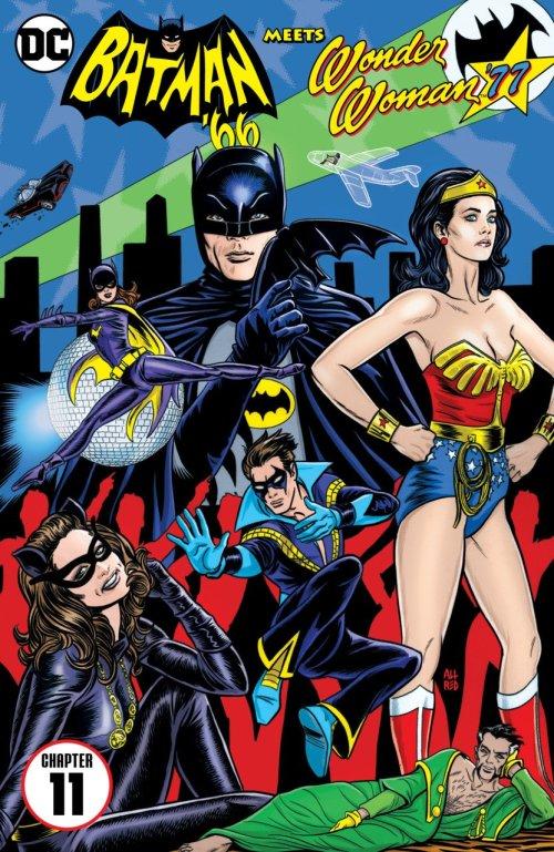 Batman '66 Meets Wonder Woman '77 #11 (2017)