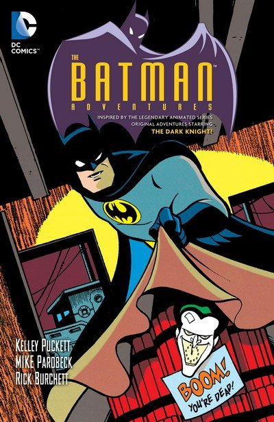 Batman Adventures Vol. 2 (2015)