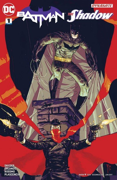 Batman – Shadow #1 (2017)