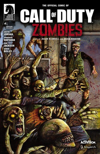 Call of Duty – Zombies #4 (2017)