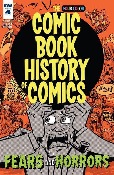 Comic Book History of Comics #4 (2017)