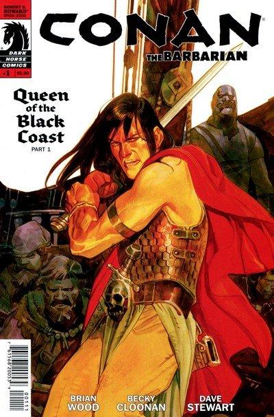 Conan the Barbarian #1 – 25 (2012-2014)