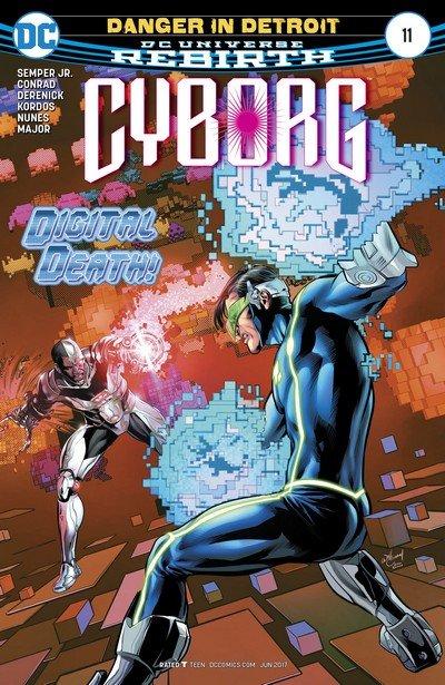 Cyborg #11 (2017)