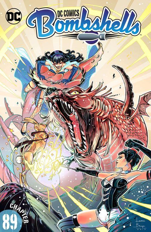DC Comics – Bombshells #89 (2017)