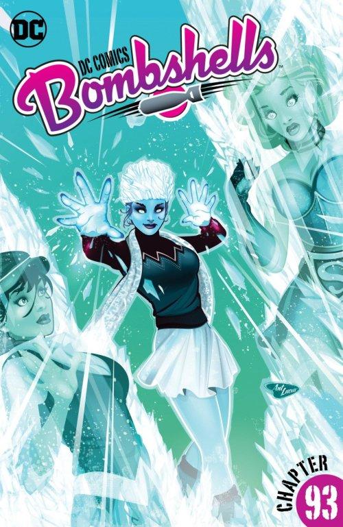 DC Comics – Bombshells #93 (2017)