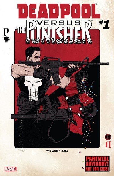 Deadpool vs. The Punisher #1 (2017)