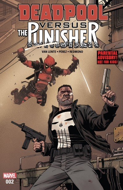 Deadpool vs. The Punisher #2 (2017)