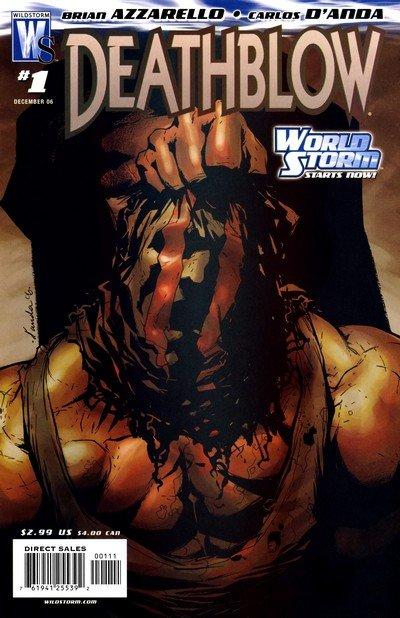 Deathblow Vol. 2 #1 – 9 (2006-2008)