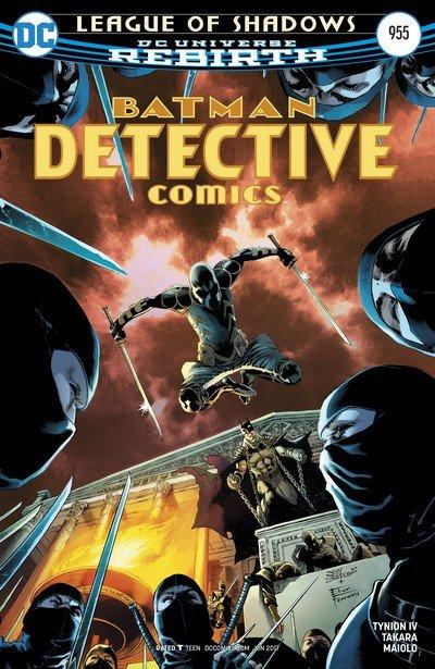 Detective Comics #955 (2017)