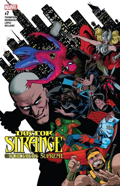 Doctor Strange and the Sorcerers Supreme #7 (2017)