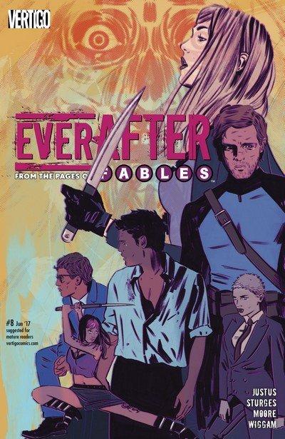Everafter #8 (2017)