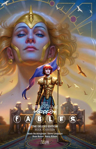 Fables – The Deluxe Edition – Book 9 – 15 (2014-2017)