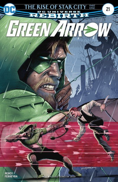 Green Arrow #21 (2017)