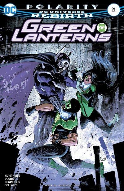 Green Lanterns #21 (2017)