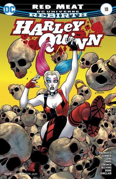 Harley Quinn #18 (2017)