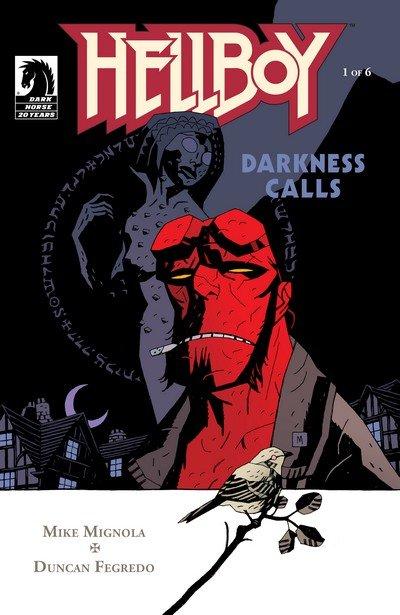 Hellboy – Darkness Calls #1 – 6 (2007)