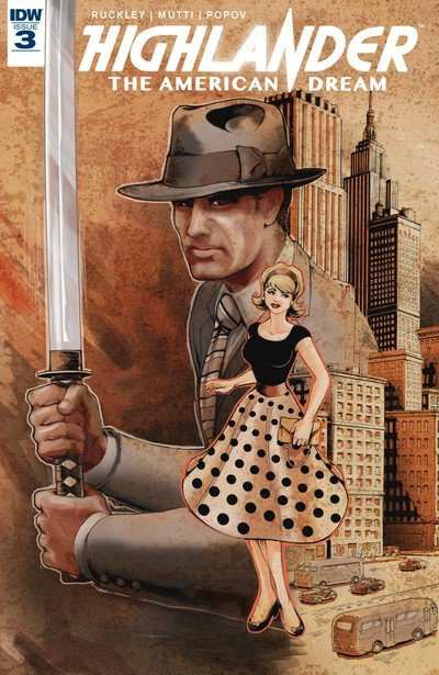 Highlander – The American Dream #3 (2017)