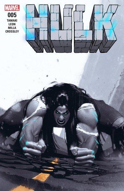 Hulk #5 (2017)