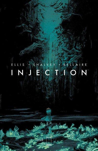Injection #1 – 12 + TPB Vol. 1 – 2 (2015-2017)