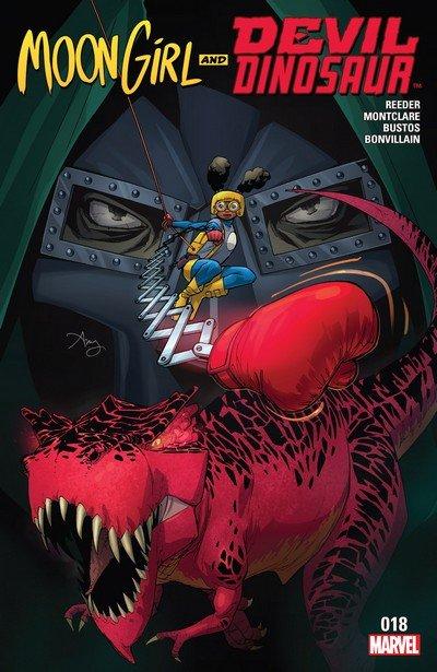 Moon Girl and Devil Dinosaur #18 (2017)