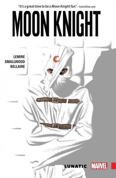 Moon Knight Vol. 1 – Lunatic (TPB) (2016)