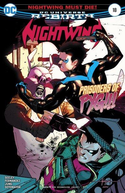 Nightwing #18 (2017)