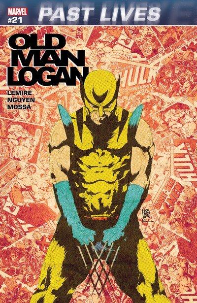 Old Man Logan #21 (2017)
