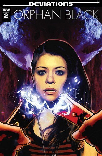 Orphan Black – Deviations #2 (2017)